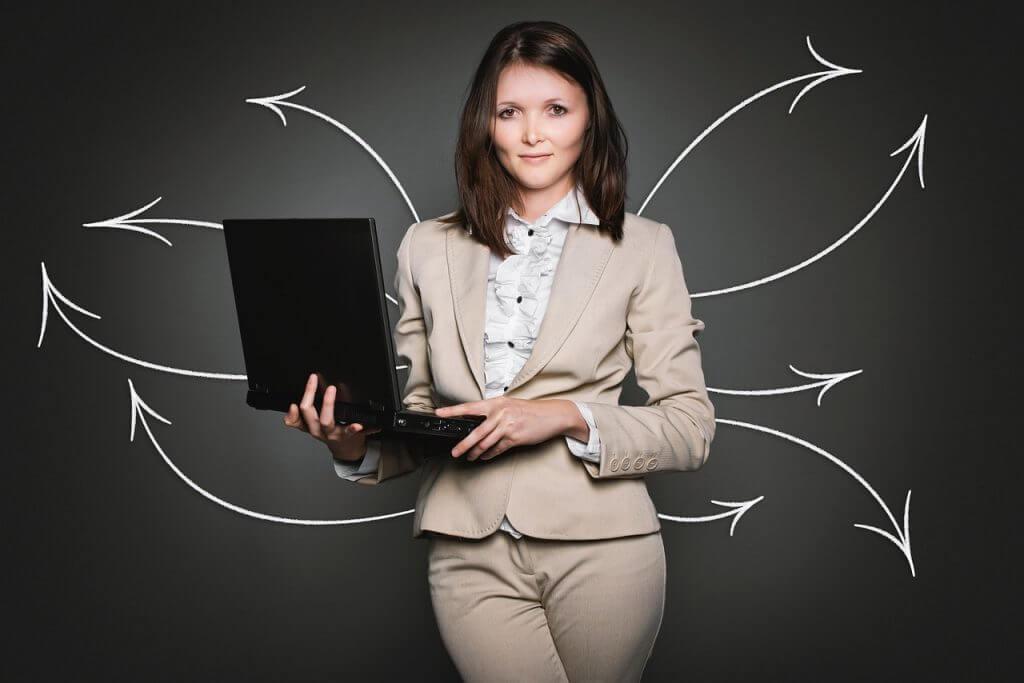 ליווי עסקי לנשים