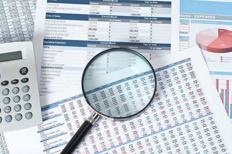 בדיקה קפדנית של תוצאות היעוץ העסקי